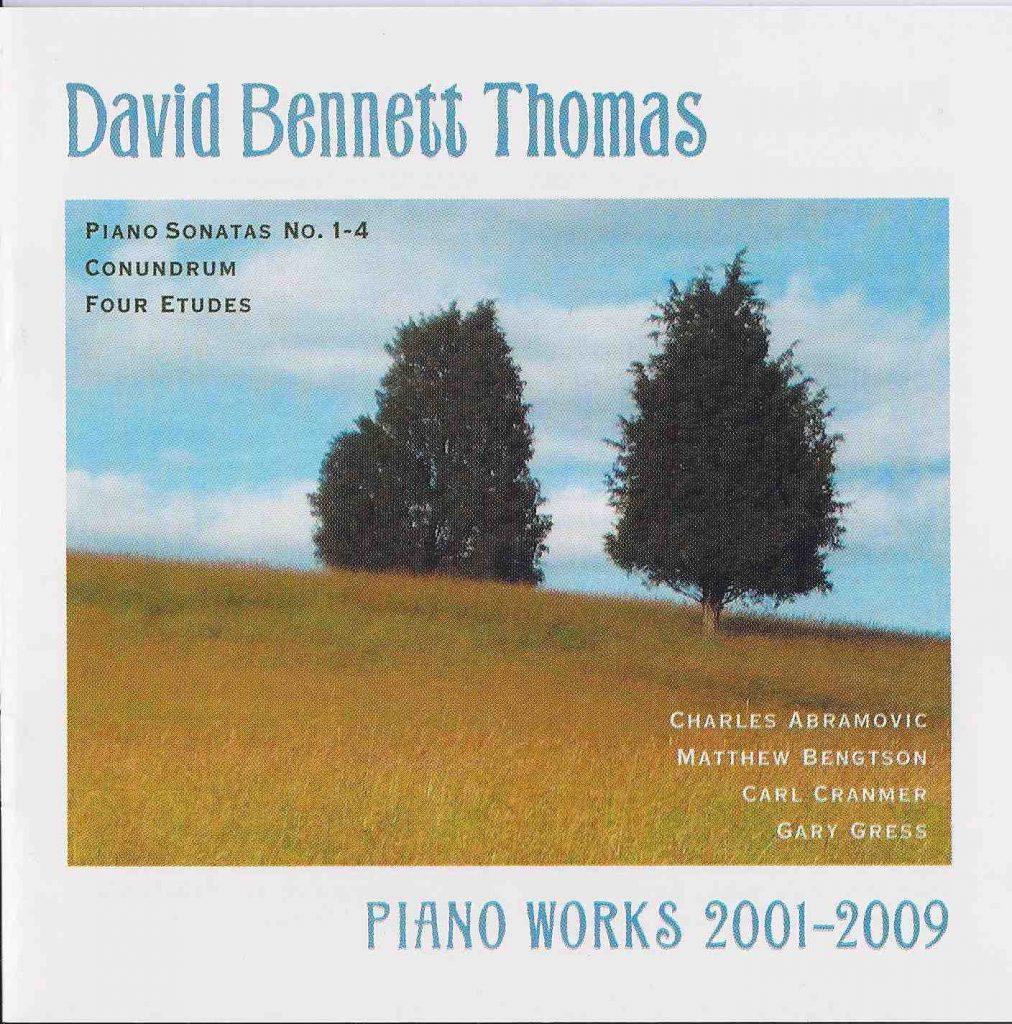 Thomas Piano Works