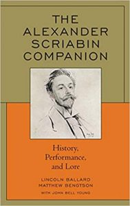 Scriabin companion cover