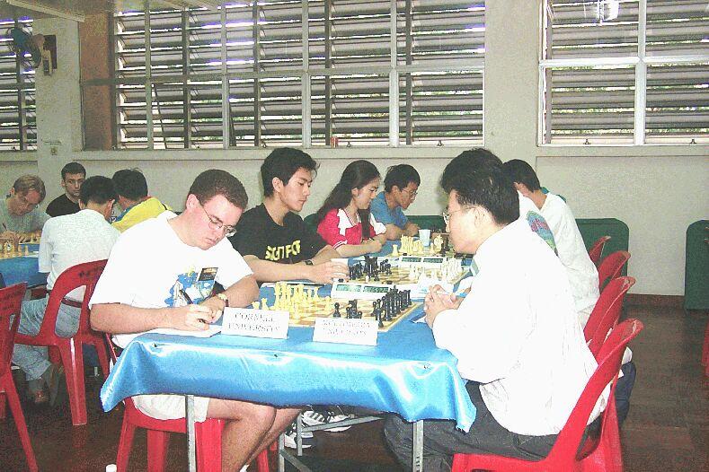 Cornell chess photo