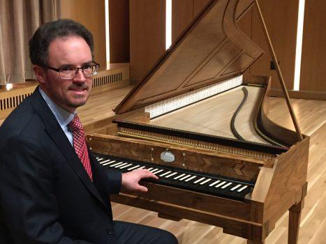 Fortepiano at Wheaton
