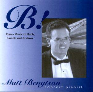 B! CD cover