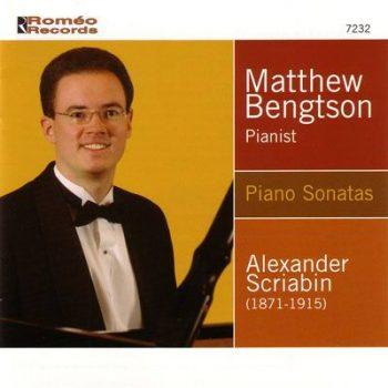 Scriabin Sonatas vol 1