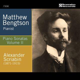 Scriabin Sonatas vol 2